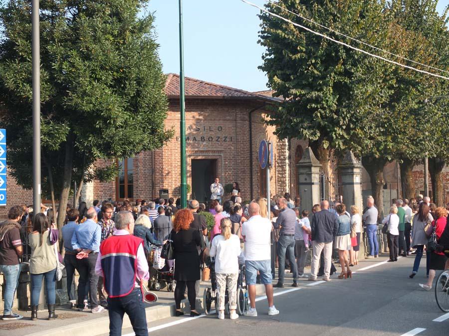 inaugurazione asilo bozzi