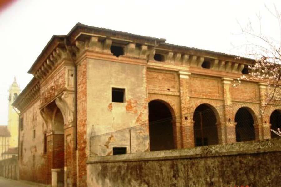 palazzo maggi sito